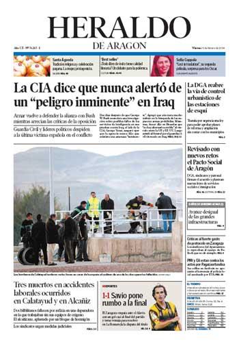 Infoamérica - Los diarios de España - Heraldo de Aragón